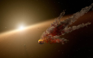 NASA Gets An Asteroid Collision On Tape