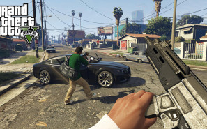 GTA V Now Has First Person Mode, Is Awesome