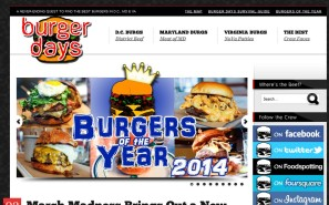 """""""Burger Days"""" Has Your DMV Area Burger Needs Covered"""