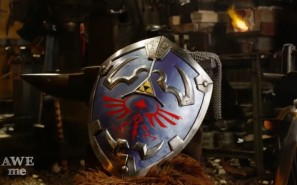 Link's Hylian Shield Made Real